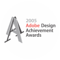 Adobe Design Achievement Awards 2005 Logo